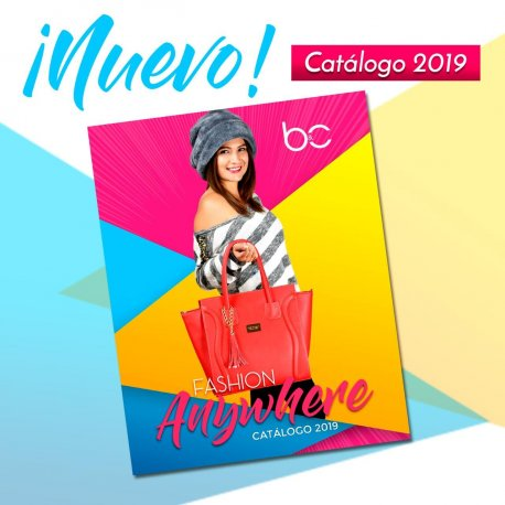 Cat110   1 Catálogo b&c Collection 2019 por solo $98.00
