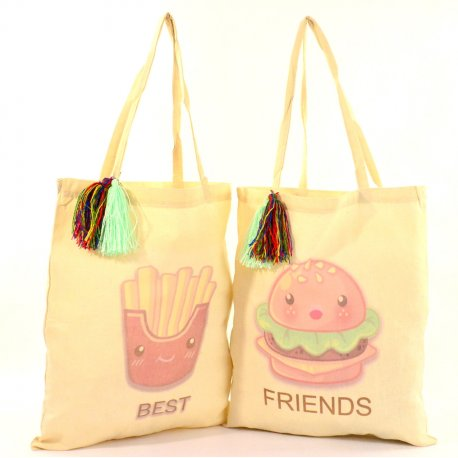 Duo Bolsas Food